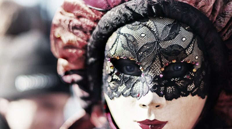 A mask tells us more than a face