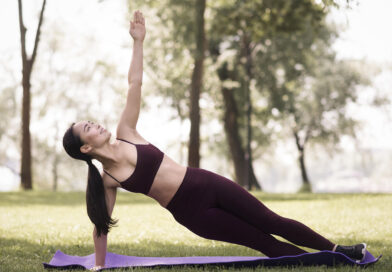 Flat Belly: Exercise to Burn Abdominal Fat
