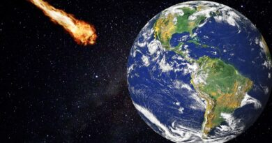 On November 2 an Asteroid will hit the Atmosphere