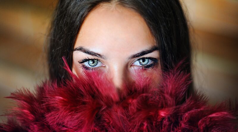 Secret against dark circles and fluid retention