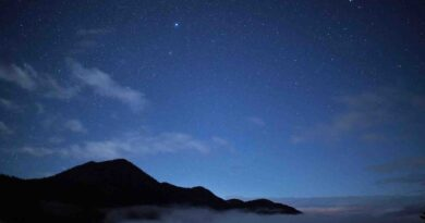 December 7: Conjunction of the Moon and the star Regulus - Dorian's Secrets