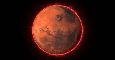 January 20: Maximum approach between Mars and Uranus - Dorian's Secrets