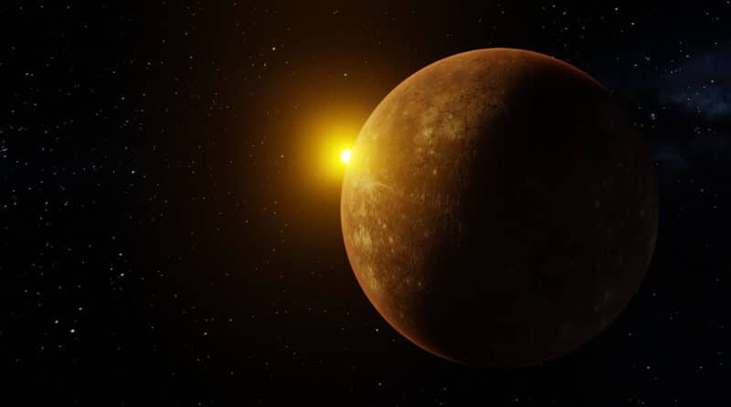 January 14: Conjunction of the Moon and Mercury - Dorian's Secrets