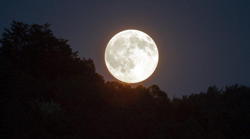 Full Moon - Dorian's Secrets