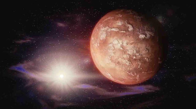 Conjunction of the Moon Mars the Pleiades and Aldebaran - Dorian's Secrets