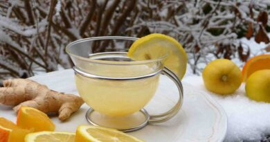 Ginger, Lemon and Honey Tea: Slim down and control your appetite - Dorian's Secrets