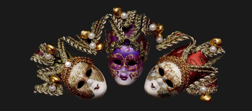 3 Mask - Dorian's Secrets