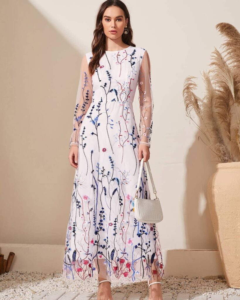 The 10 Fashion Trends That Will Define 2021 - Long Dresses - Dorian's Secrets