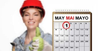 International Workers' Day - May 1 - A Day as Today - Events and Curiosities - Dorian's Secrets: The Eternal Youth Magazine
