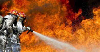 International Firefighters Day - May 4 - A Day as Today - Events and Curiosities - Dorian's Secrets: The Eternal Youth Magazine