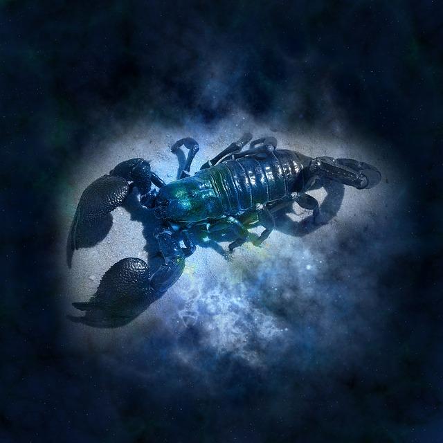 Scorpio - Weekly Horoscope - Dorian's Secrets: The Eternal Youth Magazine