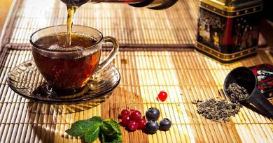 International Tea Day - May 21 - A Day as Today - Events and Curiosities - Dorian's Secrets: The Eternal Youth Magazine