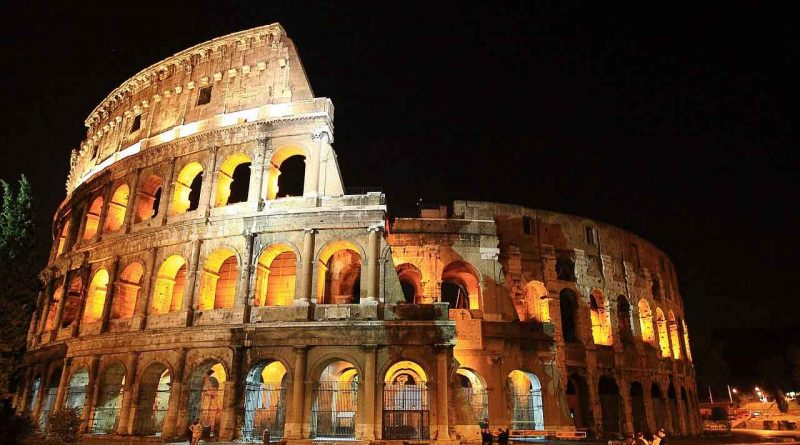 Events and Curiosities - Rome Coliseum - June 11 - A Day as Today - Events and Curiosities - Dorian's Secrets: The Eternal Youth Magazine