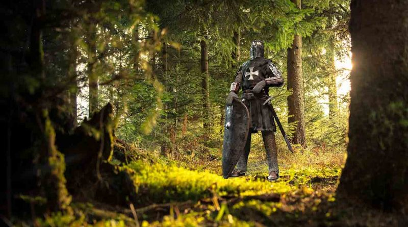 World Population Day - medieval knight freedom - July 8 - A Day as Today - Events and Curiosities - Dorian's Secrets: The Eternal Youth Magazine