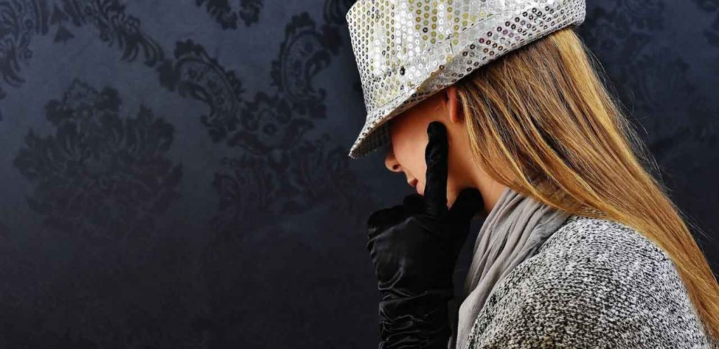 10 Fashion trends for Fall / Winter 2021-2022 - Trend #1: All Silver - Dorian's Secrets: The Eternal Youth Magazine