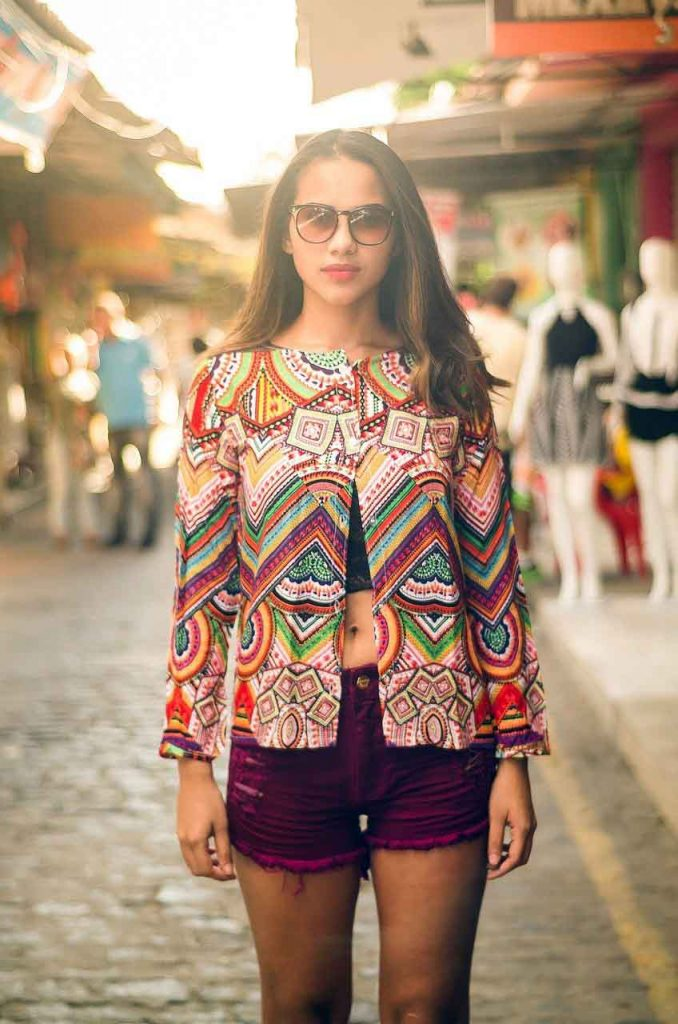 10 Fashion trends for Fall / Winter 2021-2022 - Trend #6: Rhombus Clothing - Dorian's Secrets: The Eternal Youth Magazine